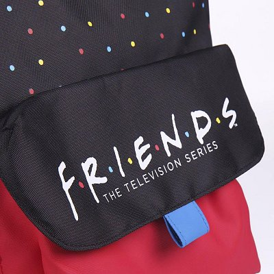Friends Backpack Logo