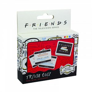 Friends Card Game Trivia Quiz *English Version* - 1