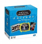 Friends Card Game Trivial Pursuit *English Version*