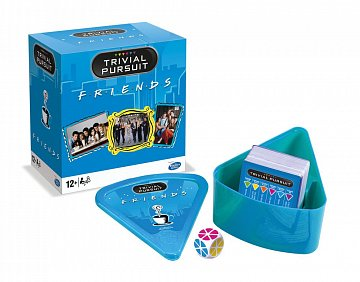 Friends Card Game Trivial Pursuit Voyage *French Version* - 1