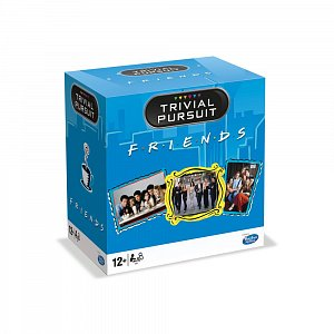 Friends Card Game Trivial Pursuit Voyage *French Version* - 4
