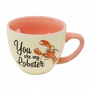 Friends Hidden Feature 3D Mug You are my Lobster