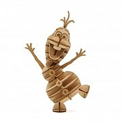Frozen IncrediBuilds 3D Wood Model Kit Olaf