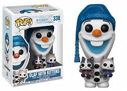 Frozen Olaf\'s Frozen Adventure POP! Disney Vinyl Figure Olaf 9 cm