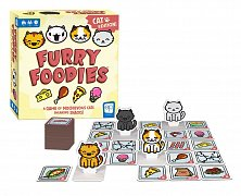 Furry Foodies Board Game Cat Edition *English Version*