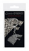 Game of Thrones 3D Metal Keychain Stark Sigil 6 cm