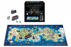 Game of Thrones 3D Puzzle Mini Westeros (340 pieces)