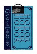 Game of Thrones Doormat Hodor 40 x 60 cm