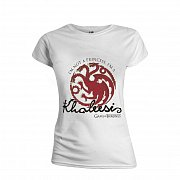 Game of Thrones Ladies T-Shirt Not A Princess