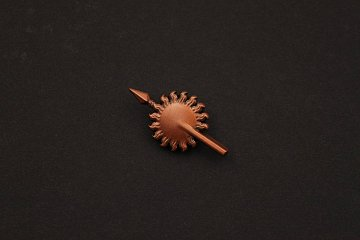 Game of Thrones Pin Badge House Martell - 1