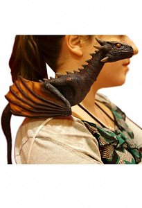 Game of Thrones Prop Replica Drogon Shoulder - 1