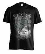 Game of Thrones T-Shirt Winter Has Come For House Stark