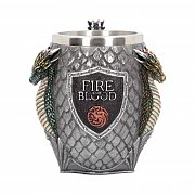 Game of Thrones Tankard Targaryen