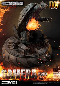 Gamera 3 The Revenge of Iris Statue Gamera Deluxe Version 66 cm - 2