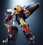 GaoGaiGar Soul of Chogokin Diecast Action Figure GX-68 GaoGaiGar (Re-Release) 26 cm --- DAMAGED PACKAGING