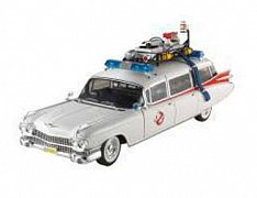 Ghostbusters Diecast Model 1/24 1959 Cadillac Ecto-1