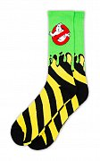 Ghostbusters Socks Size 39-46 Case Logo Exclusive (5)