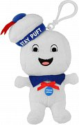 Ghostbusters Talking Plush Keychain Stay-Puft Marshmallow Man Happy 10 cm *English Version*