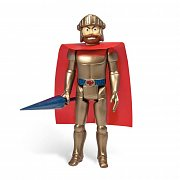 Ghosts \'n Goblins ReAction Action Figure Magic Armor Arthur (Gold) 10 cm