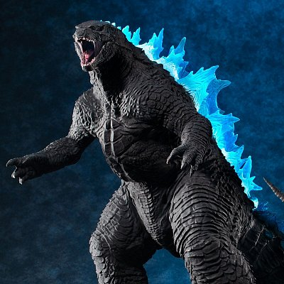 Godzilla 2: King of Monsters Light-Up Ultimate Article Monsters Figure Godzilla 30 cm