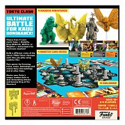 Godzilla Board Game Tokyo Clash *English Version* --- DAMAGED PACKAGING