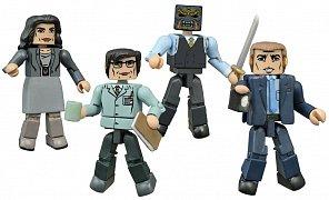Gotham Akční figurky - 4 kusy