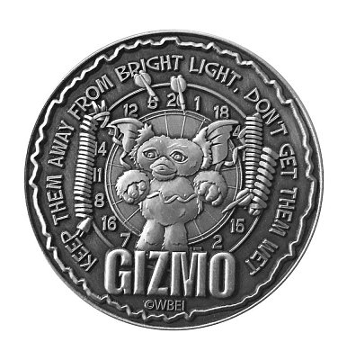Gremlins Collectable Coin Limited Edition
