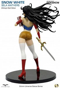 Grimm Fairy Tales Bishoujo Statue 1/7 Sela Mathers (Snow White) 23 cm - 2