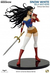 Grimm Fairy Tales Bishoujo Statue 1/7 Sela Mathers (Snow White) 23 cm - 3
