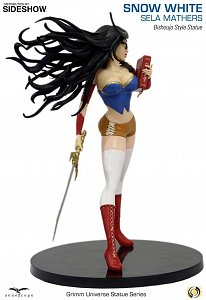 Grimm Fairy Tales Bishoujo Statue 1/7 Sela Mathers (Snow White) 23 cm - 5