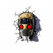 Guardians of the Galaxy 3D LED Light Star Lord