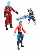 Guardians of the Galaxy Titan Hero Action Figures 30 cm 2017 Wave 1 Revision 2 Assortment (8)