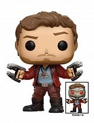 Guardians of the Galaxy Vol. 2 POP! Marvel Vinyl Figures 9 cm Star-Lord Assortment (6)