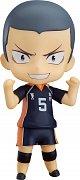 Haikyu!! Nendoroid Action Figure Ryunosuke Tanaka 10 cm