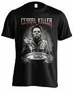 Halloween T-Shirt Cereal Killer