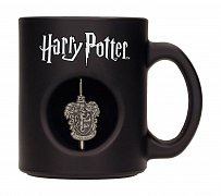 Harry Potter 3D Rotating Emblem Mug Gryffindor