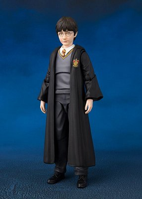 Harry Potter and the Philosopher\'s Stone S.H. Figuarts Action Figure Harry Potter 12 cm