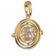 Harry Potter Bracelet Charm Lumos Time Turner