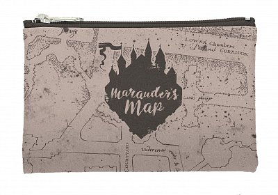 Harry Potter Cosmetic Bag Marauders Map