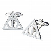 Harry Potter Cufflinks Deathly Hallows (silver plated)
