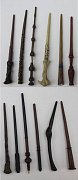 Harry Potter Diecast Wands 10 cm Assortment Wave 1 (24)
