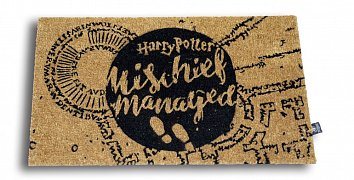 Harry Potter Doormat Mischief Managed 43 x 72 cm