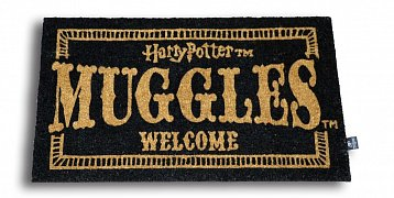 Harry Potter Doormat Muggles Welcome 43 x 72 cm