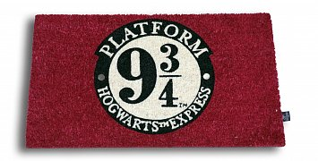 Harry Potter Doormat Platform 9 3/4 43 x 72 cm