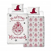 Harry Potter Duvet Set Reversible Letters 135 x 200 cm / 48 x 74 cm