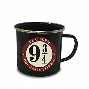 Harry Potter Enamel Mug Platform 9 3/4