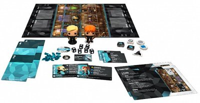 Harry Potter Funkoverse Board Game 2 Character Expandalone *German Version* --- DAMAGED PACKAGING