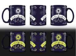 Harry Potter Glow In The Dark Mug Lumos