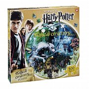 Harry Potter Jigsaw Puzzle Magical Creatures --- DAMAGED PACKAGING