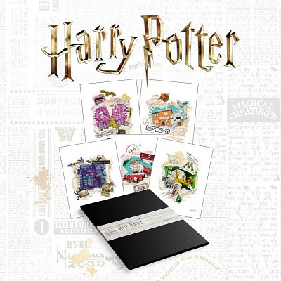 Harry Potter Lithograph 10-Set 36 x 28 cm